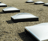 Dome Acrylic Skylights